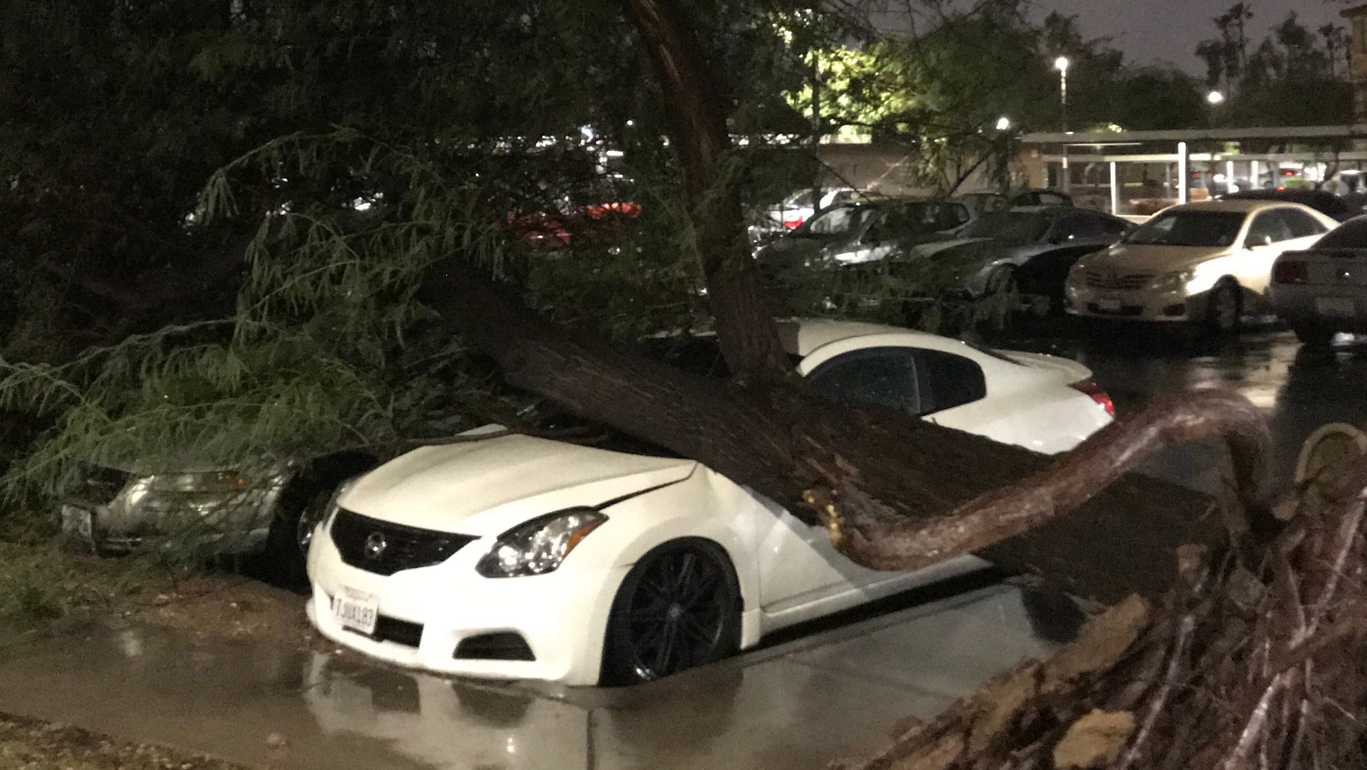 Road closures, cleanup continue after strong monsoon storm pummels Phoenix area