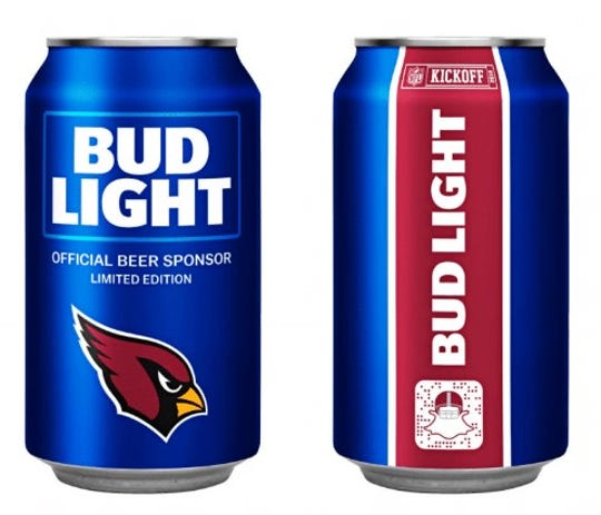 The Cardinals' 2018 Bud Light NFL team can.