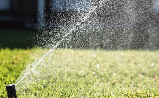 Watering grass in Arizona's desert cities is a rotten waste of a scarce resource.