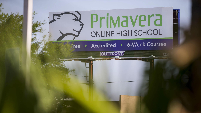 Primavera online charter school's profits soar as academics lag