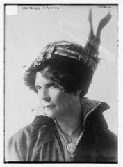 Frances Munds was Arizona's first woman to be elected to the state Senate.