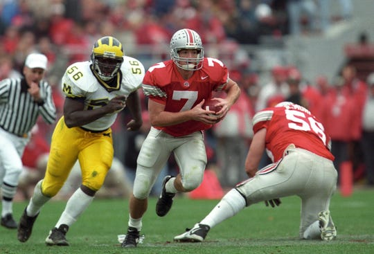 Joe Germaine was at the controls of a 1998 Ohio State team that deserves to be on any list of best teams in history not to win a national championship.