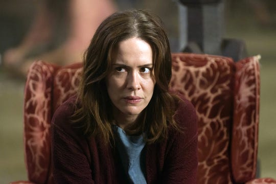"Sarah Paulson as Lana Winters in ""American Horror Story: Asylum"" on FX."