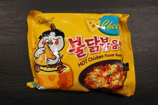 Samyang Cheese Hot Chicken Flavor Ramen