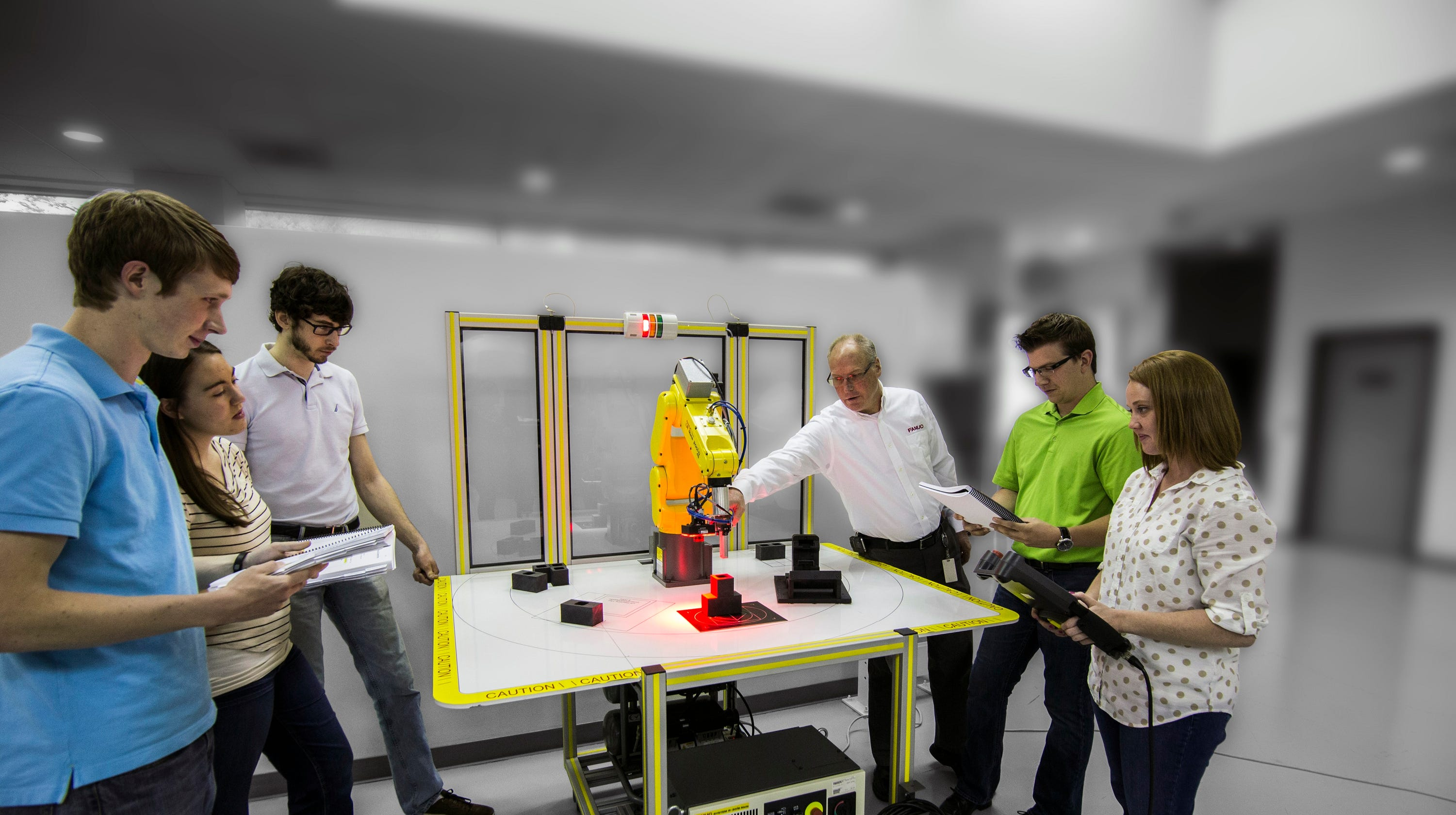 Advanced manufacturing training comes to Cros-Lex