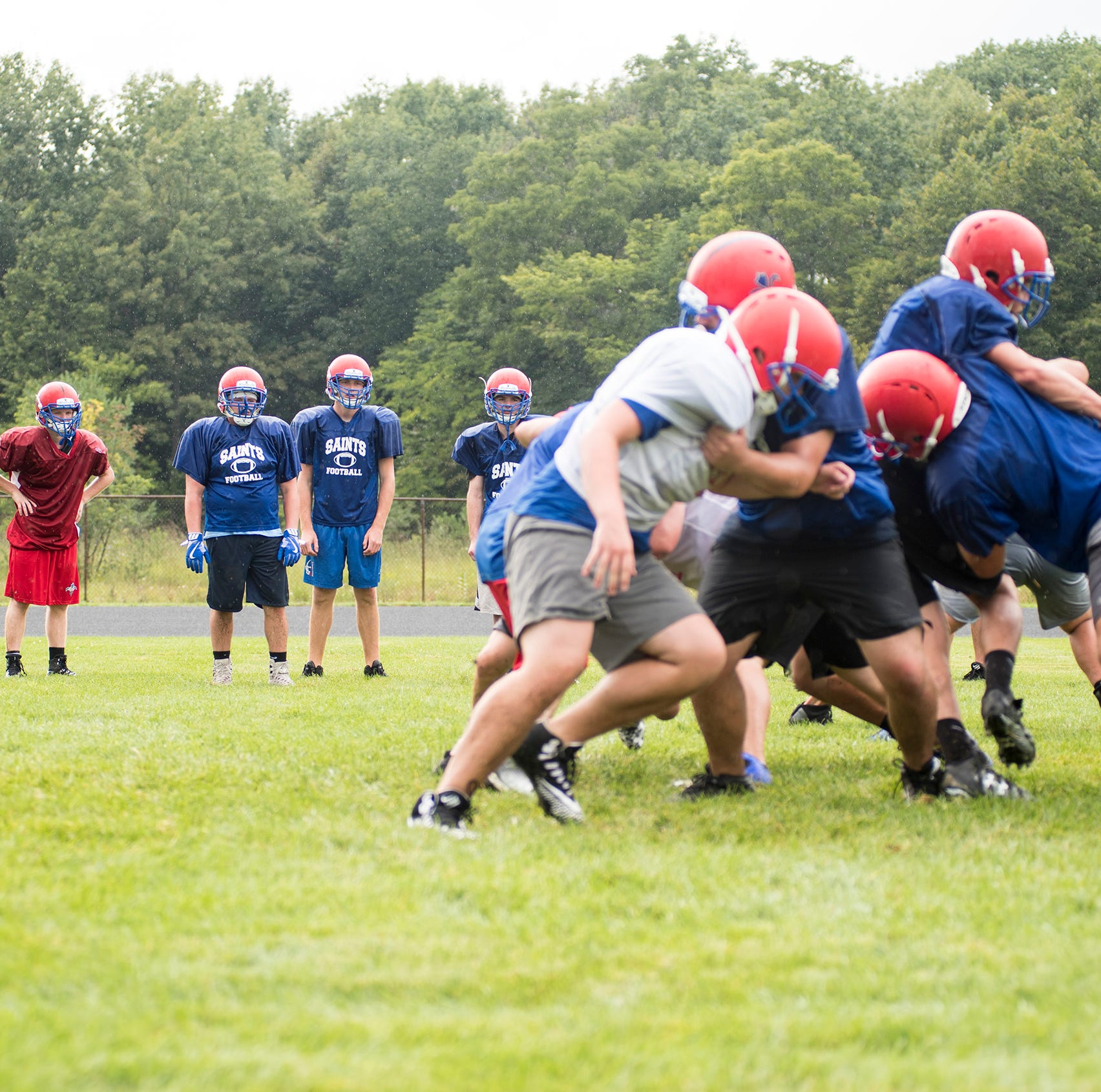 St. Clair seeks to build a culture in run-up to 2018 season