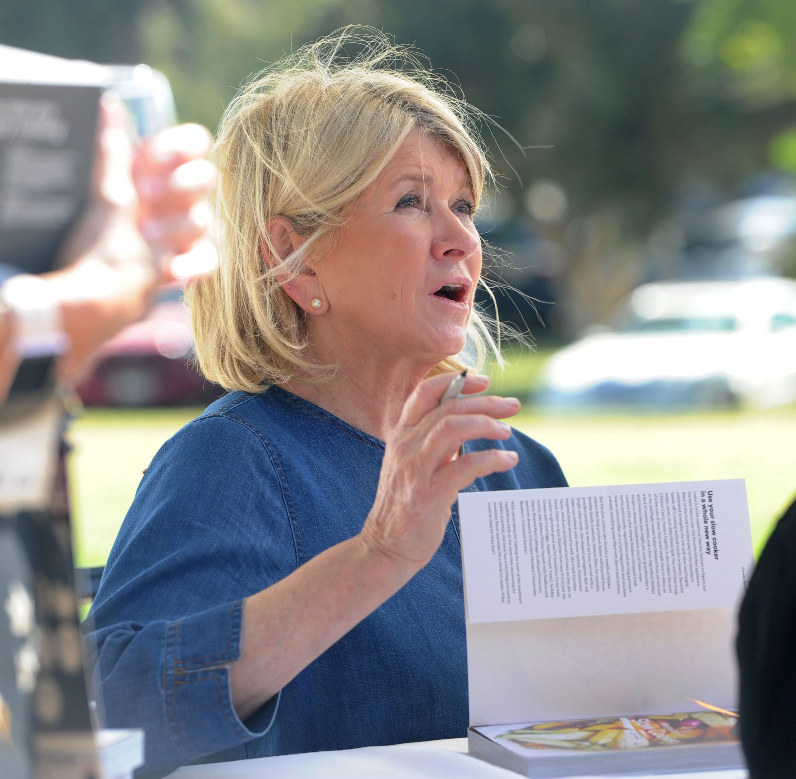 Coming up: Lohud Food Truck Mash-Up, Martha Stewart wine event and Tim McGraw in Greenwich