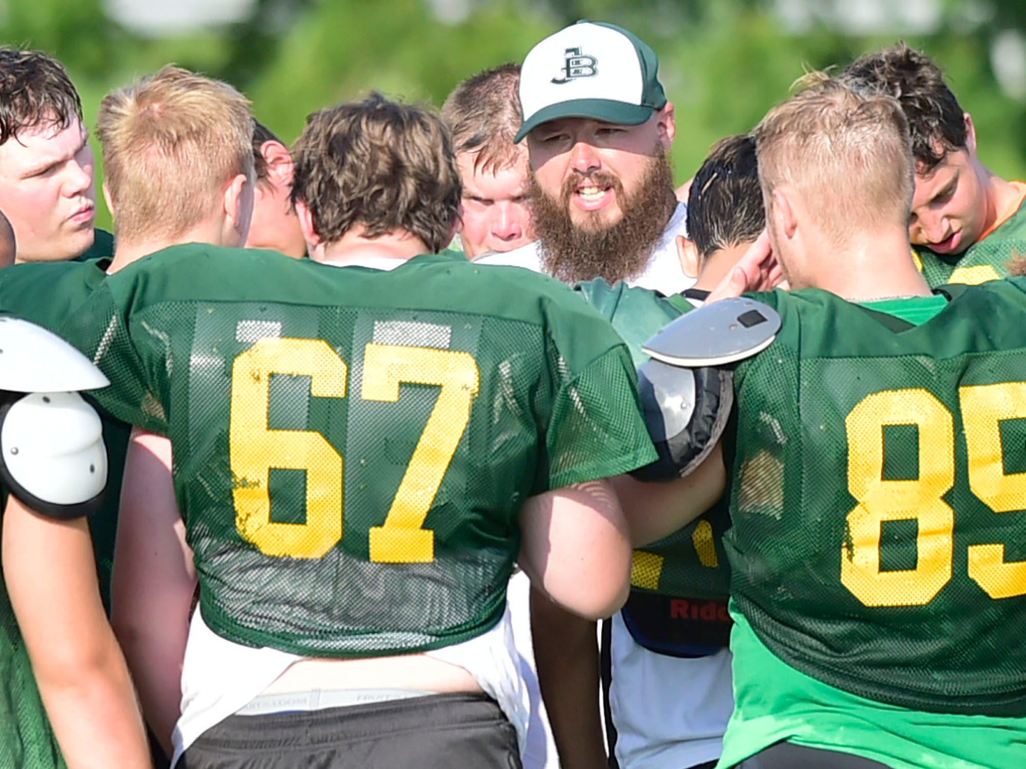 Quick hits: New coach Miller trying to change James Buchanan offense, culture
