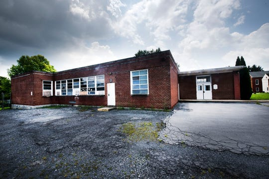A 40-unit senior housing apartment building is planned for the corner of South Street, Chambersburg. The building, owned by Chambersburg Area School District, will be demolished to make room for the project.
