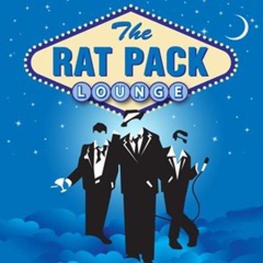 The Rat Pack Lounge Logo