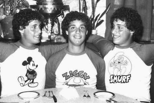 """Three Identical Strangers"" is playing at Small Star Art House."