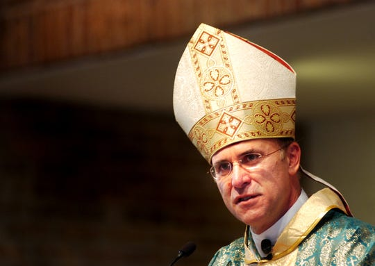 Bishop Kevin Rhoades of the Diocese of Fort Wayne-South Bend previously served as the bishop for the Diocese of Harrisburg, Pa.