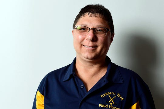 Eastern York field hockey head coach Steph Felix.