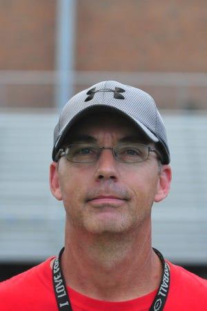 Tony Lewis was named Jasper's new football coach Monday night.
