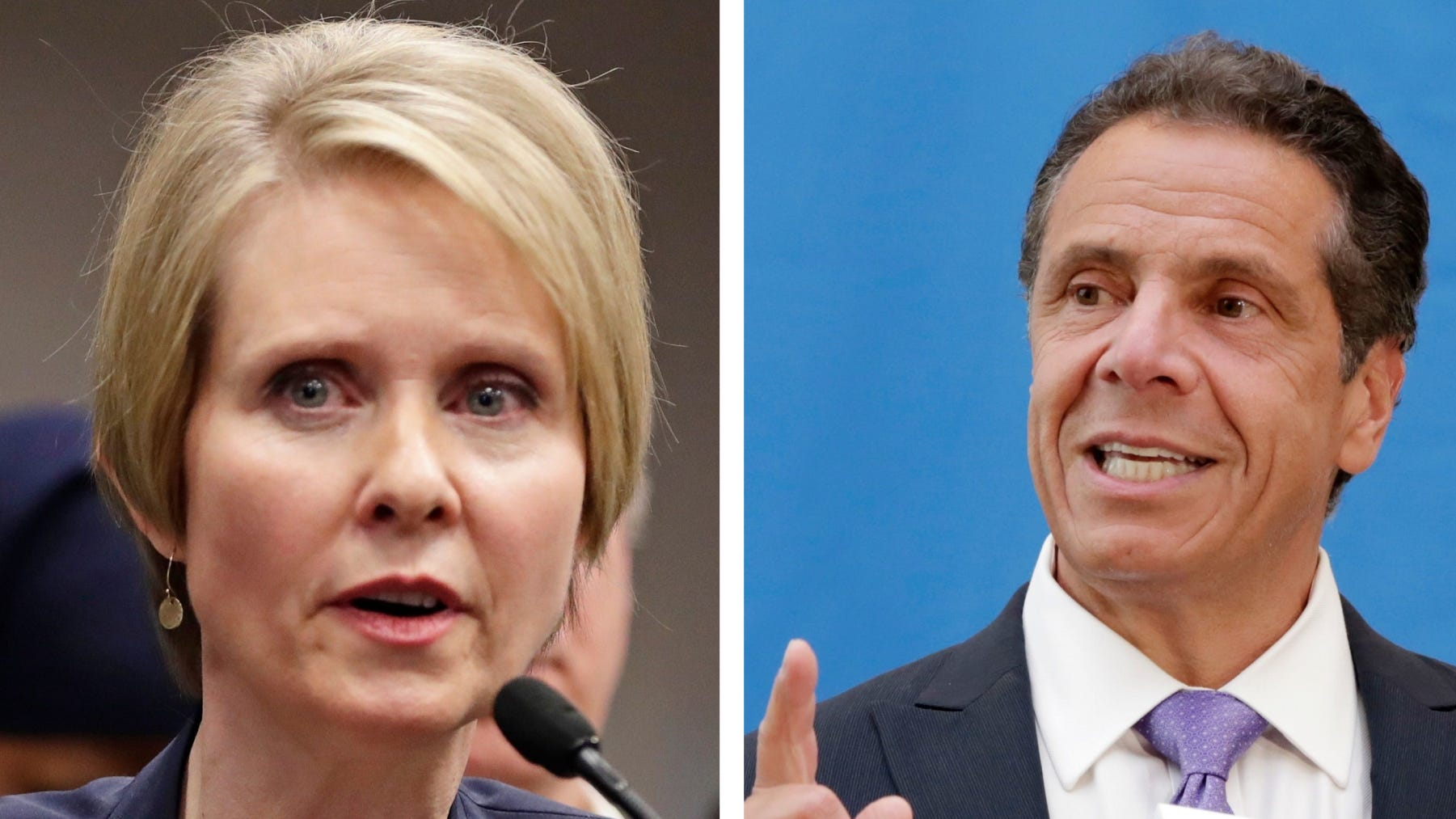 What do you want to ask Andrew Cuomo or Cynthia Nixon about public education?