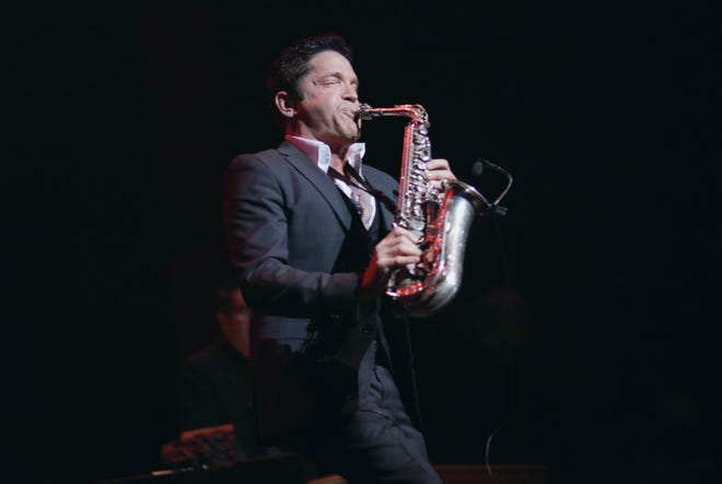 The Dave Koz and Friends Summer Horns Tour comes to Kodak Center on West Ridge Road Wednesday, Aug. 22.