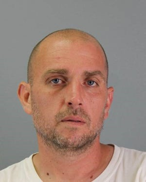 Jason Crough, 40, of Greece has been charged in connection with two robberies that occurred Tuesday afternoon in parking lots in Rochester and Irondequoit.