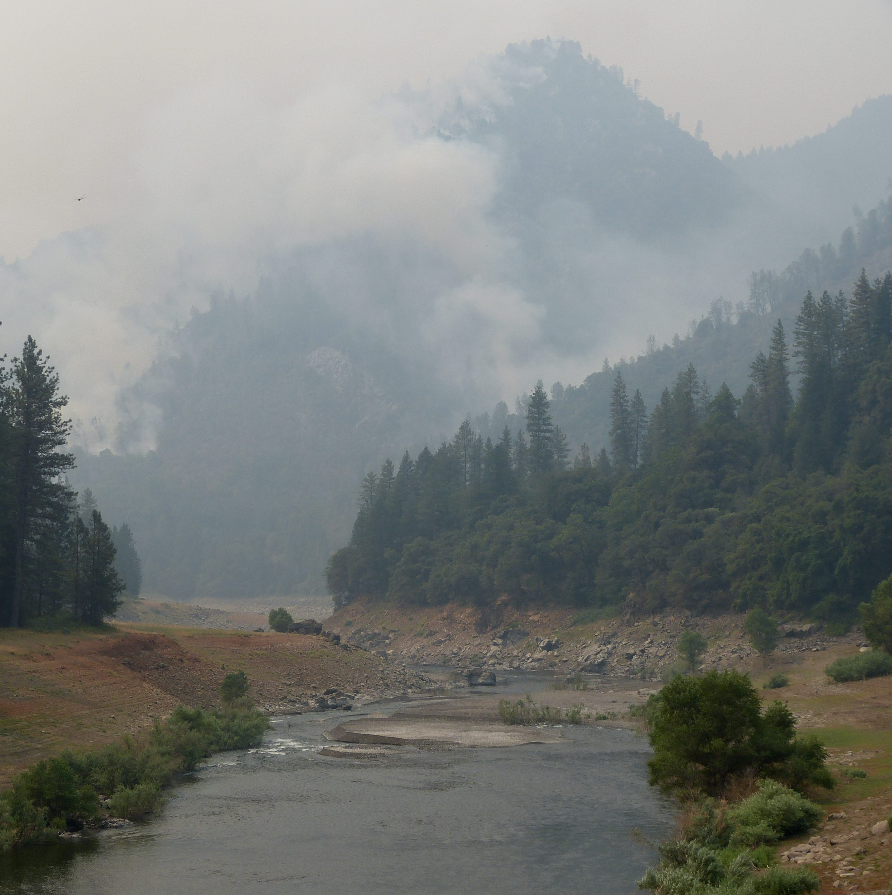 Update: Hirz Fire grows to 6,400 acres, new evacuations ordered