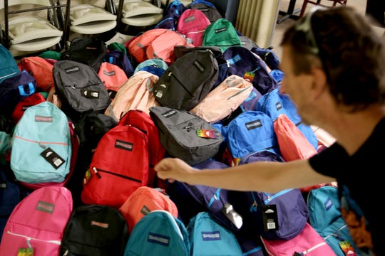 TCC Silverton is giving away free backpacks and school supplies on July 26.