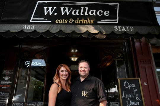 W. Wallace, located at 383 State St., scored a perfect 100 on its semi-annual restaurant inspection Sept. 24.
