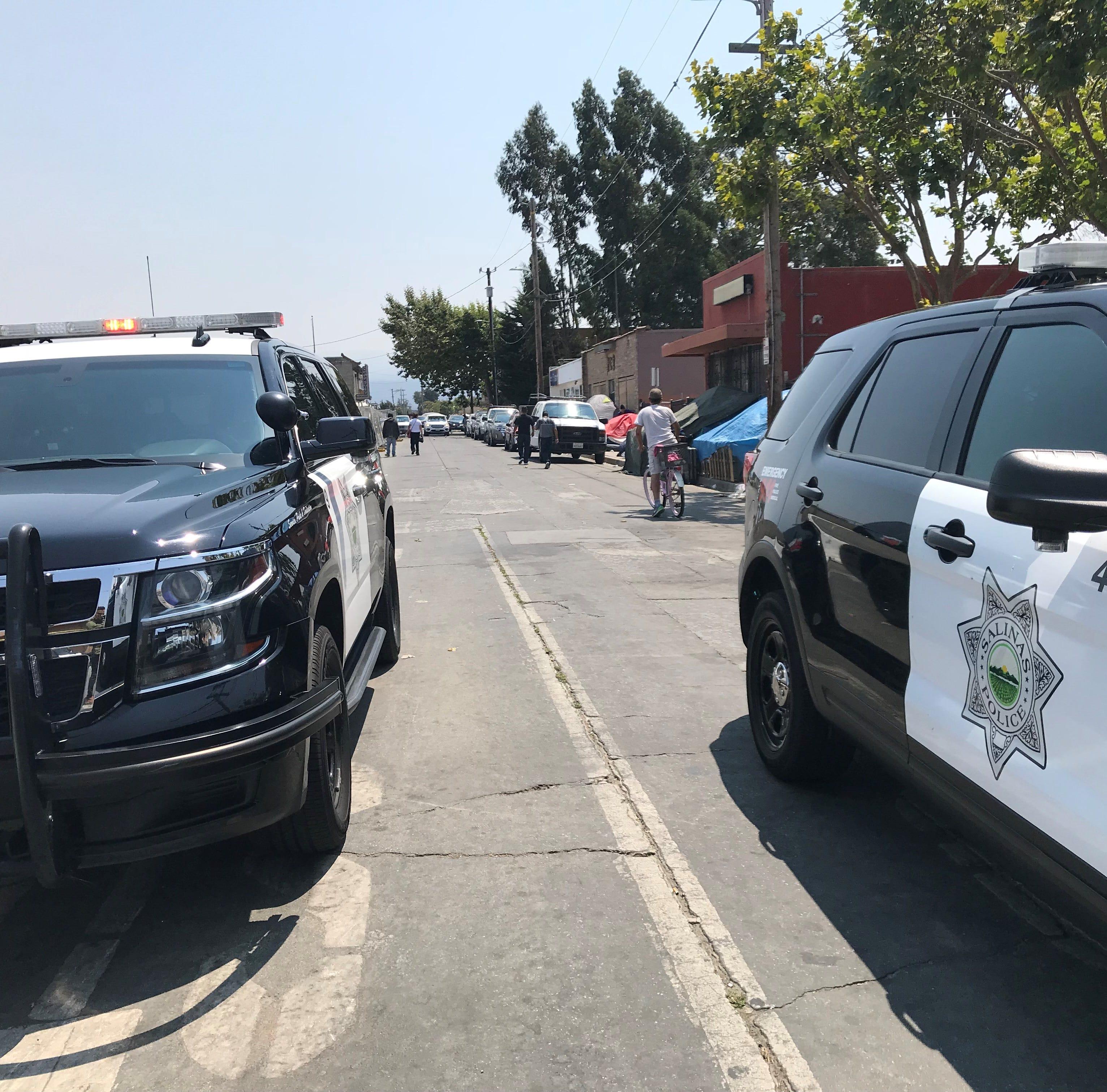UPDATE Salinas gunshot report investigated as self-inflicted groin wound