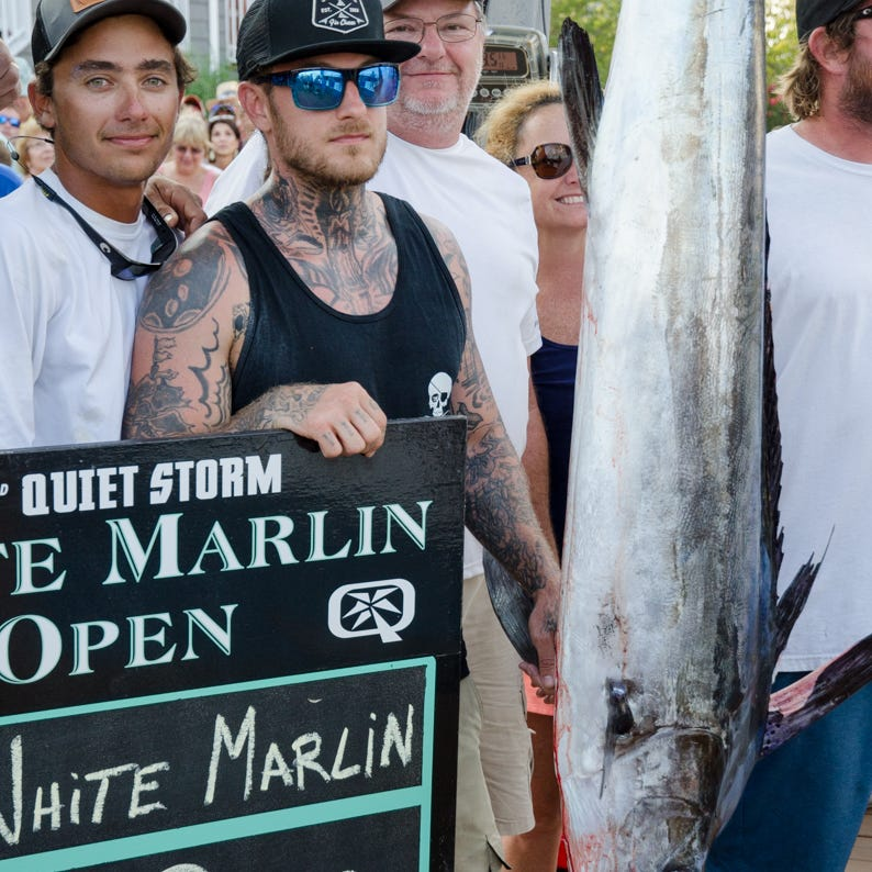 White Marlin Open 2018: Day 4 Leaderboard