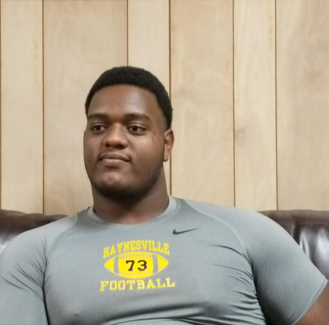 Times Top 10: Haynesville's 3-pound preemie grows into LSU commit