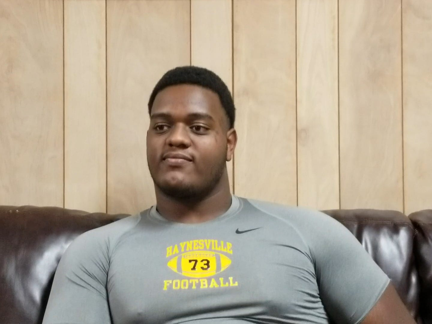 Haynesville's Evans 'Feeling Good' with tune