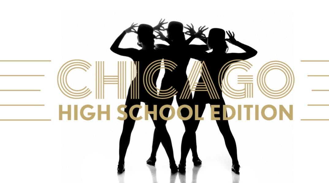 """Stage Center School of Performing Arts will present """"Chicago: High School Edition"""" in September."""