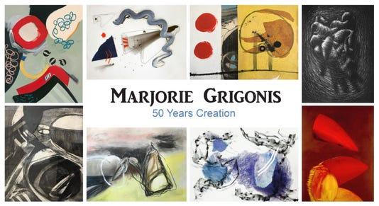 Marjorie Grigonis Postcard Front