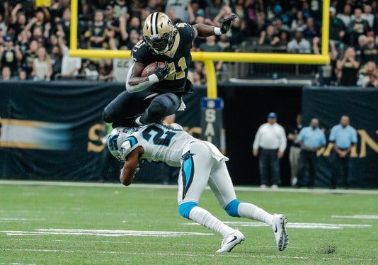 Nfl Carolina Panthers At New Orleans Saints