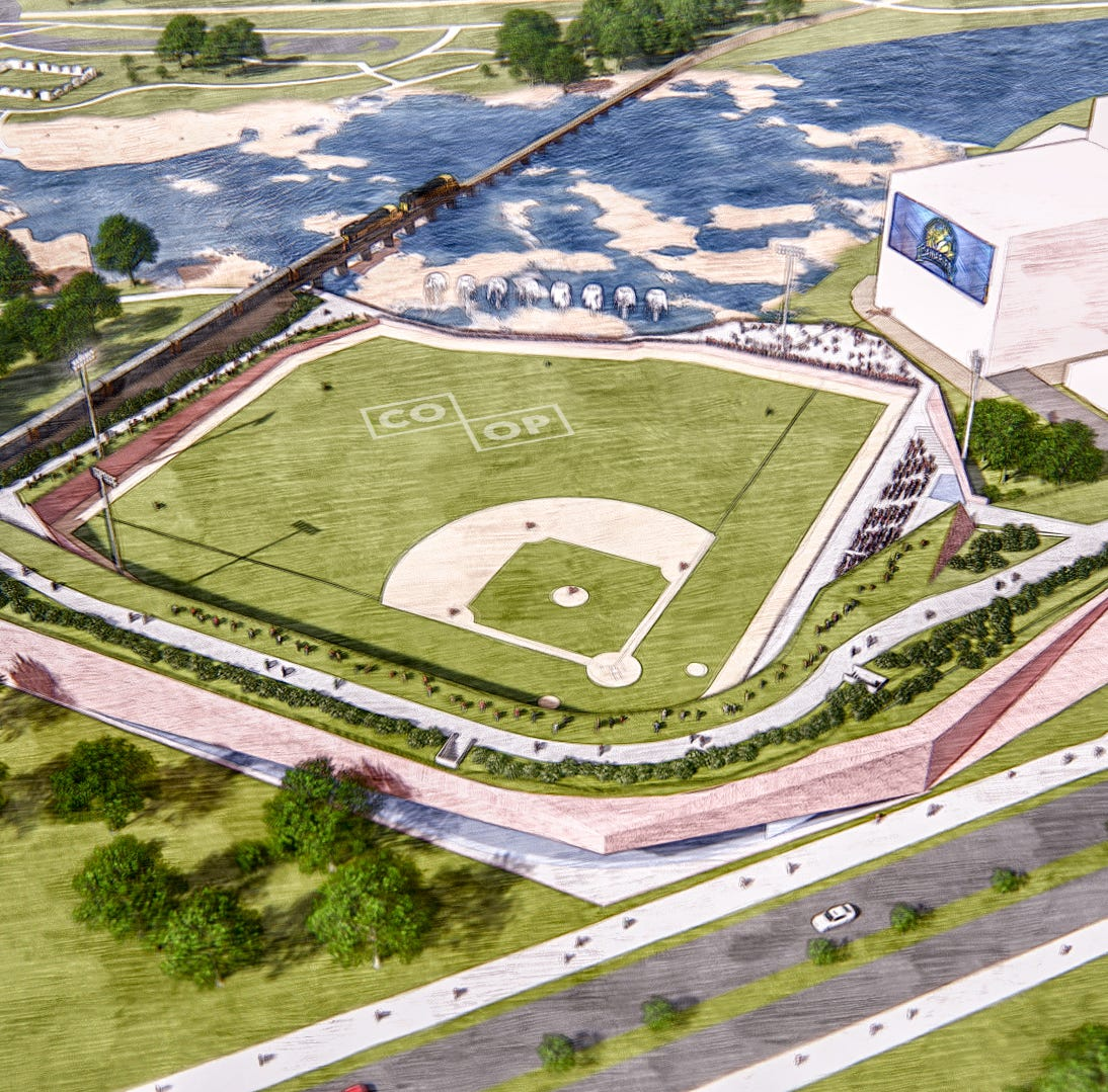 Hurlbert: My proposal for a 'once-in-a-lifetime' downtown Sioux Falls ballpark