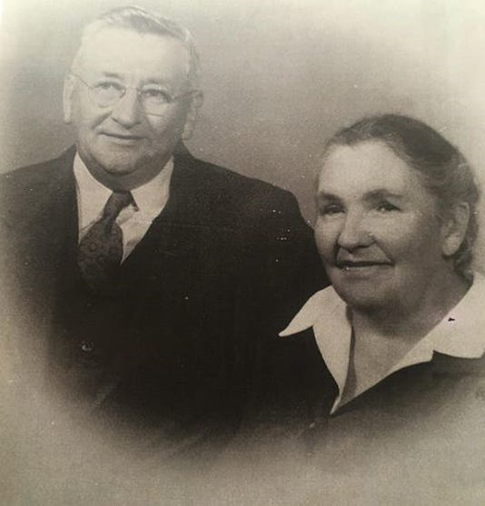 Bert And Bridget Tamm