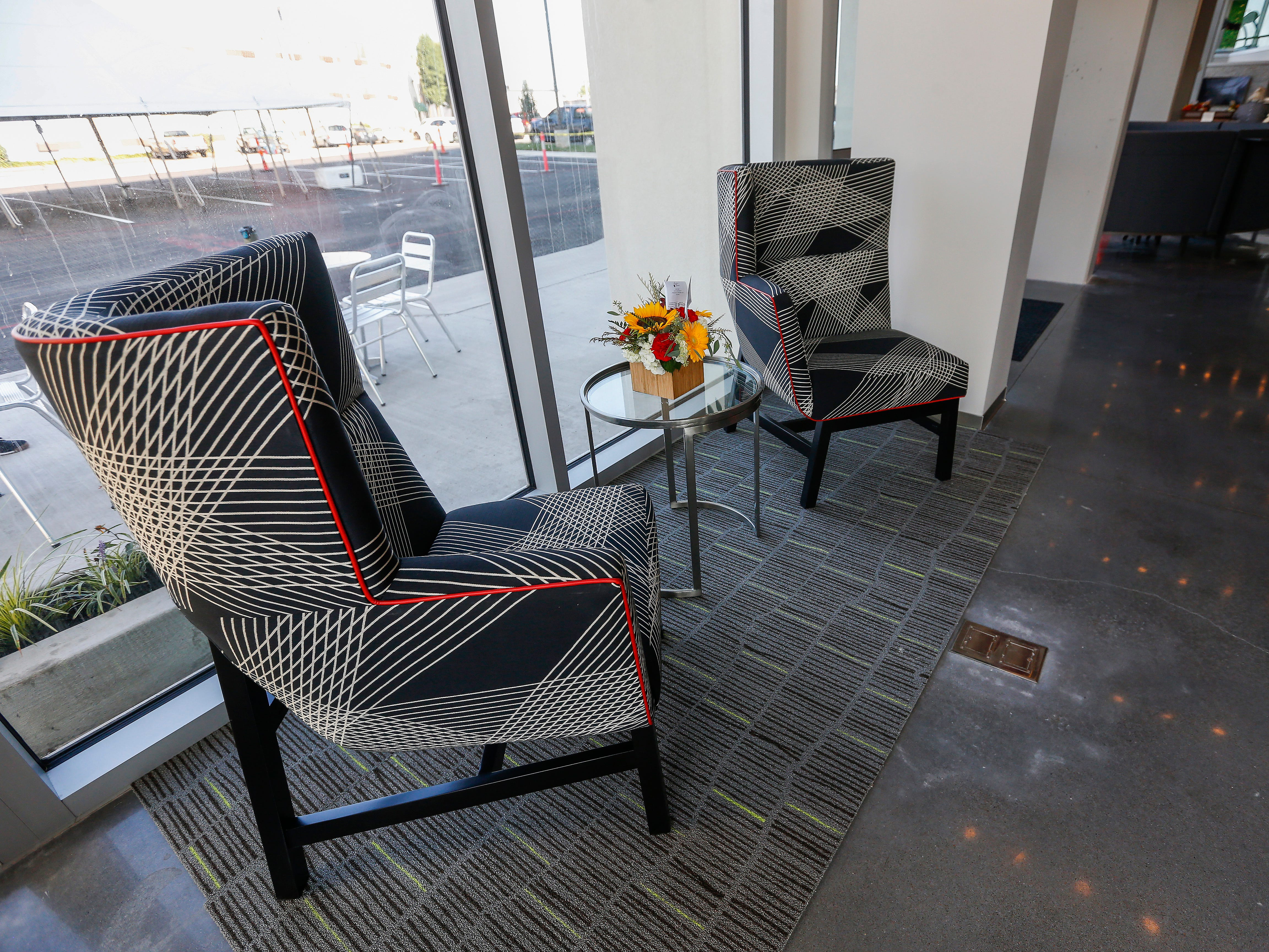 The new Vib Hotel, located at 1845 E Sunshine St., will hold its grand opening on Friday, Aug. 10, 2018.