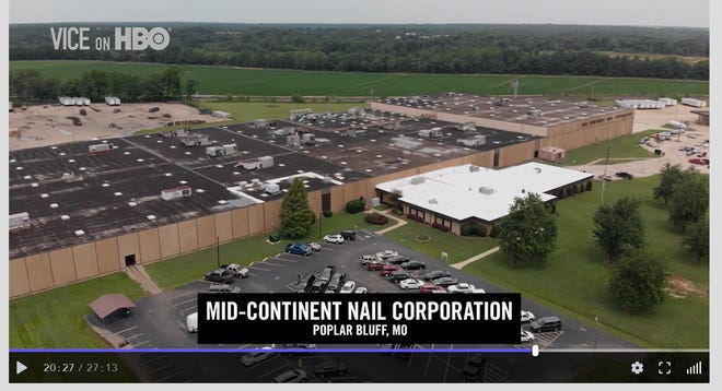 Two Missouri factories impacted by Trump's trade policies will be featured on HBO's VICE News Friday.