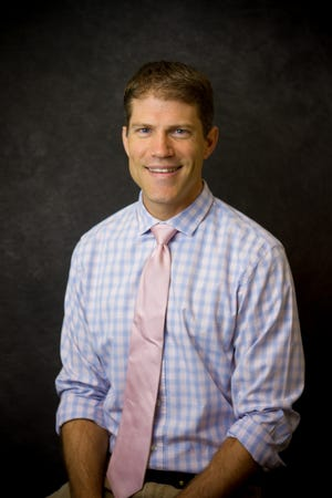 Dr. Chase Grames specializes in sports medicine.