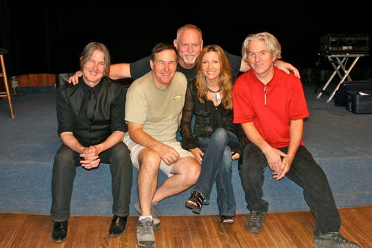 The band 911 plays a reunion show on Saturday night at The American Legion Hall on Lake Ella.
