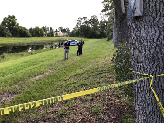 Port St. Lucie police said they found the body of Joshua Marshall, 31, in water off Southeast Village Green Drive on Wednesday, Aug. 8, 2018. Marshall had been reported missing earlier Wednesday.