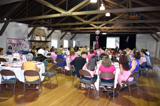 The 2017 Making Strides Against Breast Cancer of Indian River kickoff celebration was at the Heritage Center in Vero Beach.