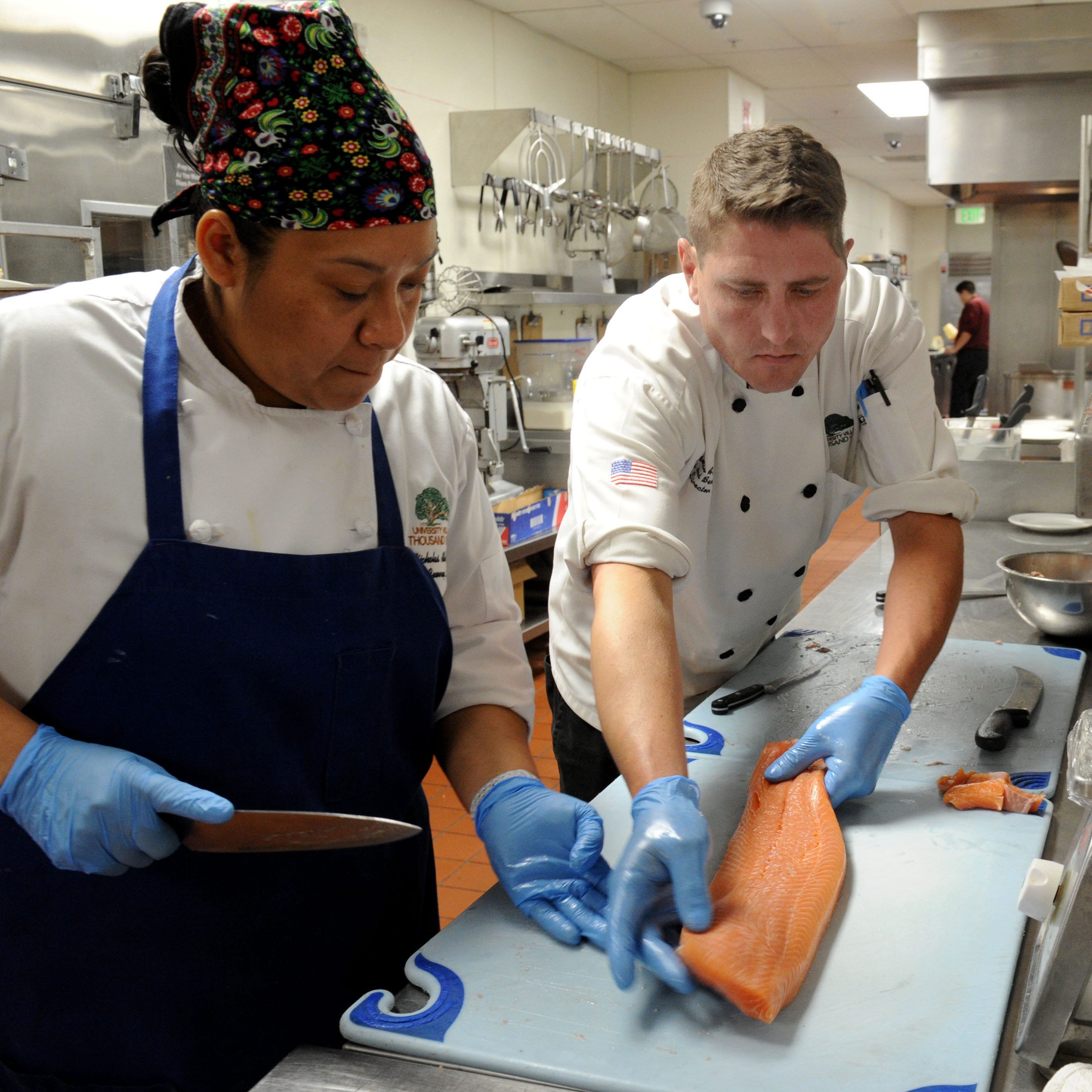 Cafe Society: Thousand Oaks chef makes comeback after brain injury