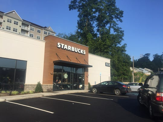 Starbucks opened Aug. 7 on Tarrytown Road in Elmsford. Photographed Aug. 9, 2018.