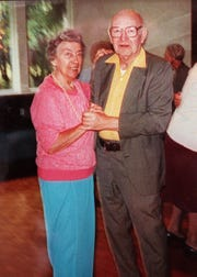 Louise and Walter Papeman.