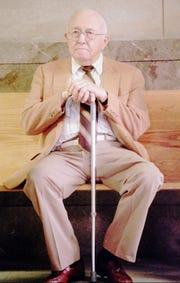 Richard Savage in 1996.