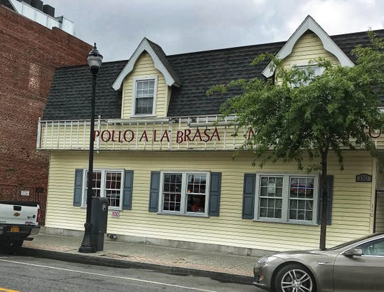 Pollo A La Brasa in Port Chester is known for its rotisserie chicken. Photographed August 2018.