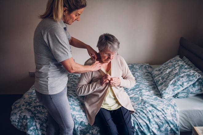 There are millions of caregivers in the United States, but few who feel comfortable talking about a very common problem among them: caregiver burnout. Here's what it is and how to fight it.