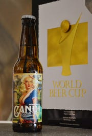 "Fordham & Dominion's Candi Belgian Tripel was a runner-up in The News Journal's ""Best Beers of Delaware"" poll."
