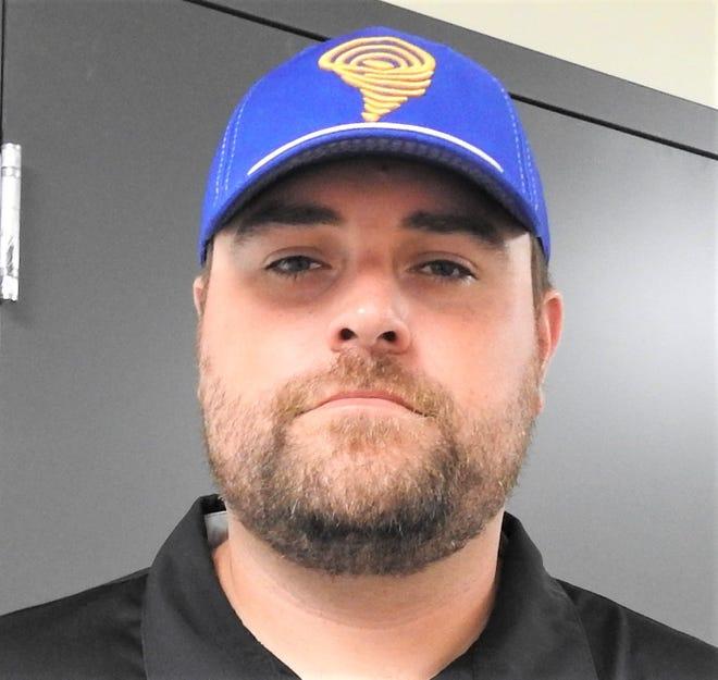 Coach Josh Whetstone
