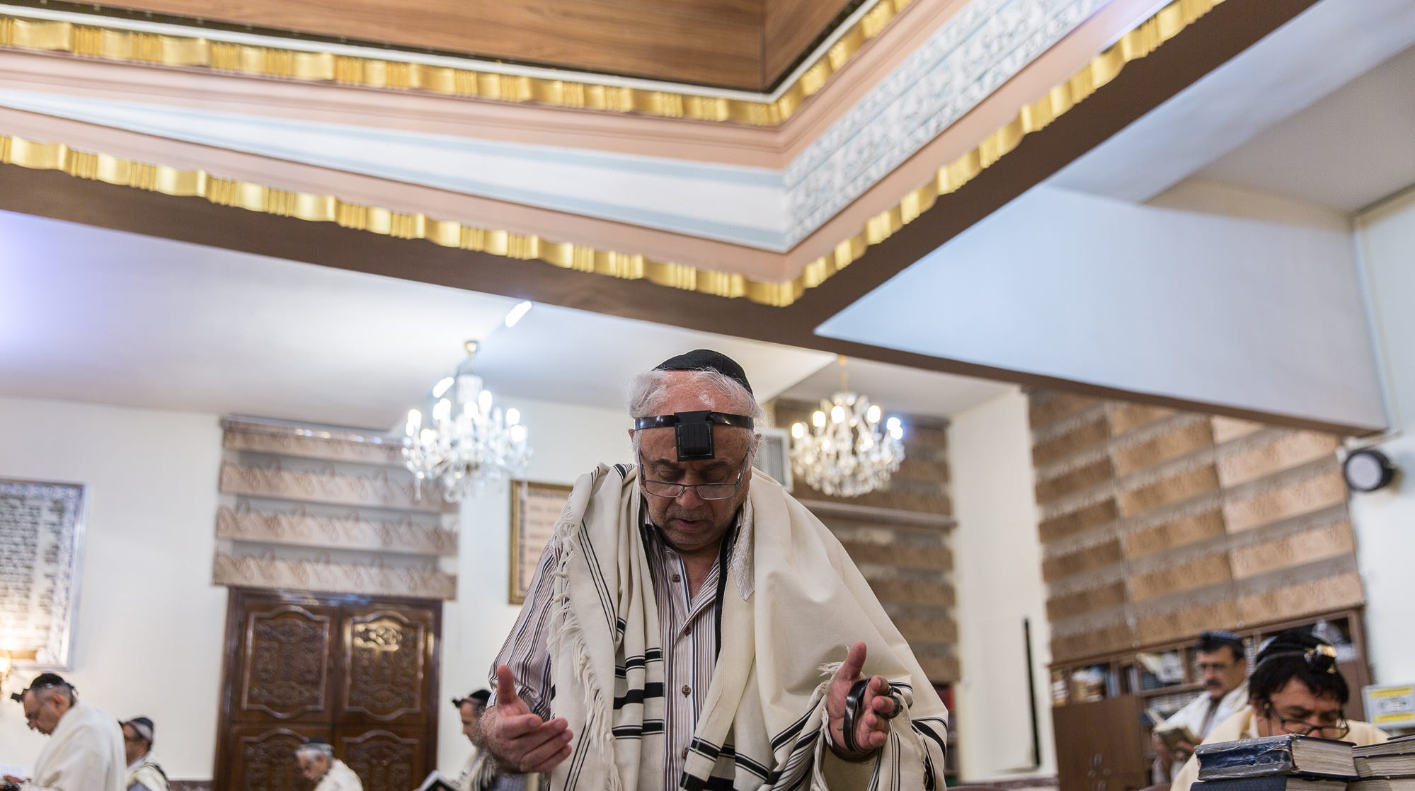Iran's Jewish community is the largest in the Mideast outside Israel – and feels safe and respected
