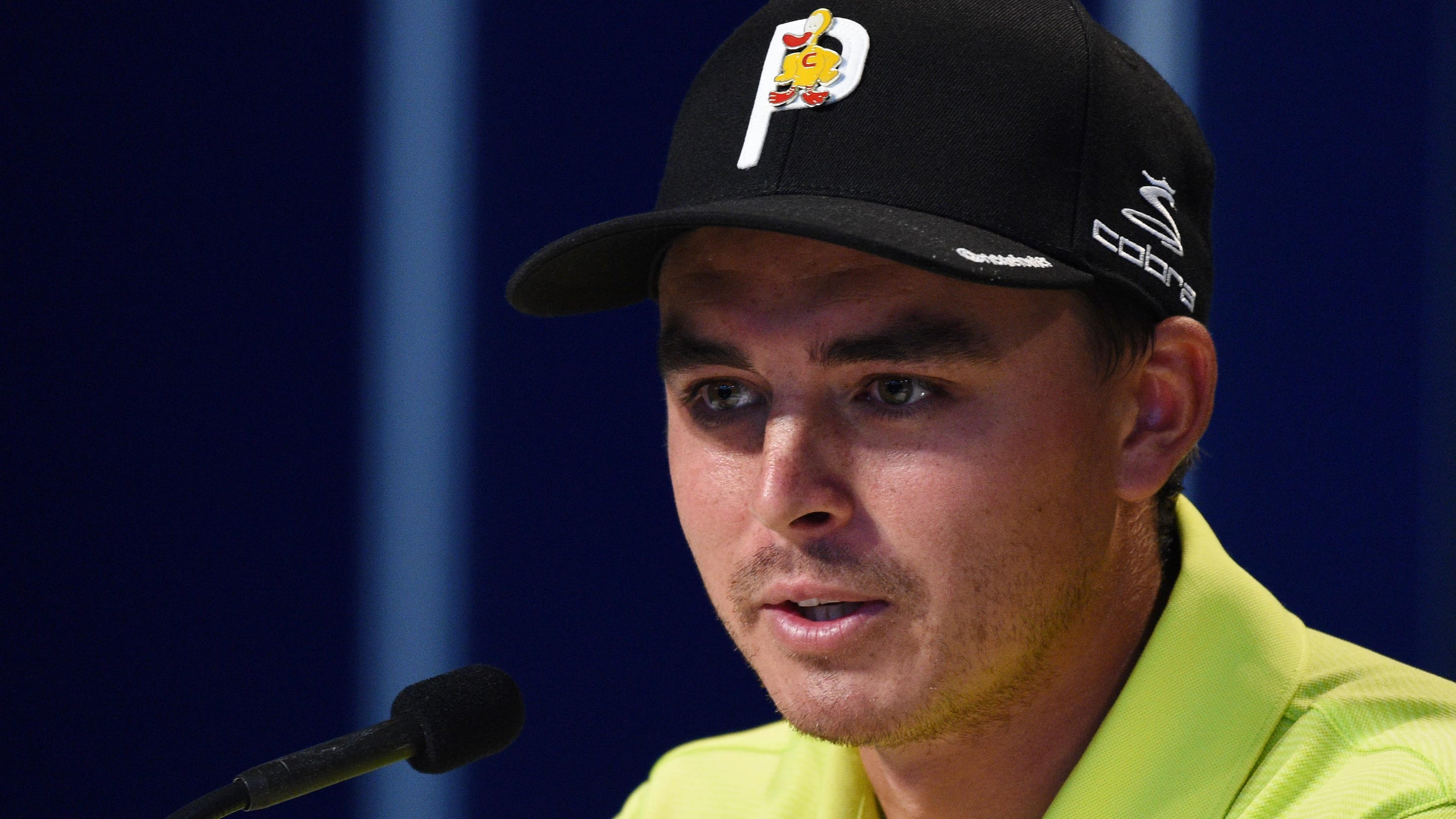 PGA Championship  Rickie Fowler pays tribute to golfer Jarrod Lyle 0bf9e6a53a69