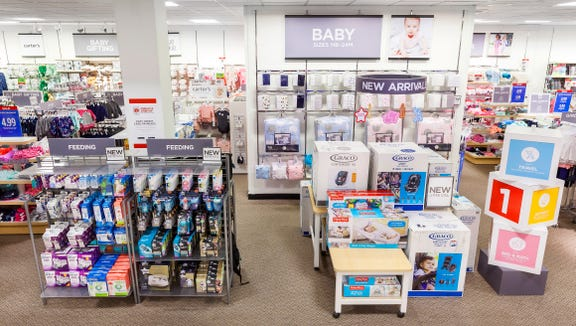 77a8f5946 JC Penney to open 500 baby shops amid Babies R Us demise